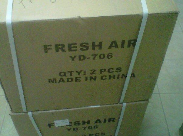 Fresh Air???